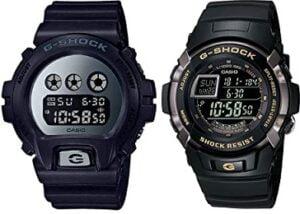 Casio G-Shock Watches – Min 30% off @ Amazon