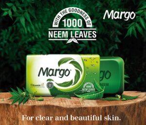 Margo Original Neem Soap - 125gm Pack of 8