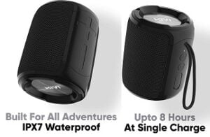 Mivi Octave 2.0 Portable Wireless Speakers with HD Stereo Sound, Powerful Bass for Rs.1899 @ Amazon