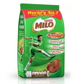 Nestle MILO Activ-Go Nutrition Drink 400gr worth Rs.215 for Rs.129 @ Flipkart