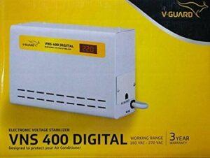 V-Guard VNS 400 Digial Voltage Stabilizer for AC (160 V - 270 V)