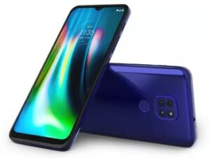 Motorola G9 (64 GB 4 GB RAM) Mobile for Rs.11499 @ Flipkart
