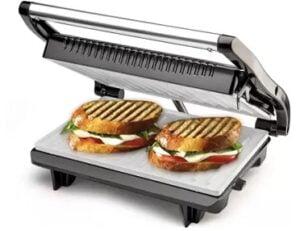 Nova 2 Slice Ceramic Sandwich Grill for Rs.1439 @ Flipklart