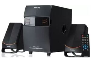 Philips MMS2550B/94 Dhoom Bluetooth Home Theatre (2.1 Channel) for Rs.2999 @ Flipkart