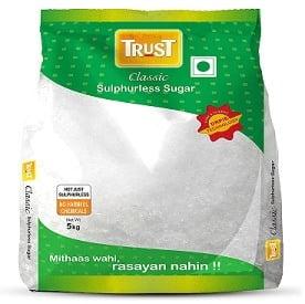 Trust Classic Sulphur Less Sugar 5kg