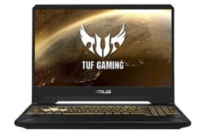 ASUS TUF Gaming FX505DT 15.6-inch FHD Laptop, Ryzen 5 3550H, GTX 1650 4GB GDDR5 Graphics (8GB RAM/1TB HDD/Windows 10) for Rs.47990 @ Amazon