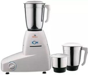 Bajaj Ion 500 Watt Mixer Grinder with 3 Jars for Rs.2229 @ Tatacliq