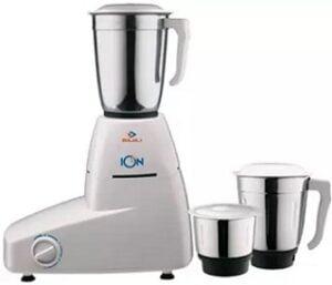 Bajaj Ion 500 Watt Mixer Grinder with 3 Jars for Rs.2229 @ Tatacliq
