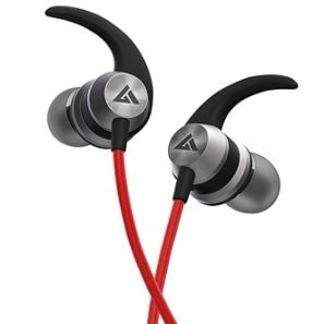 Boult Audio Bassbud X1 Wired Headset Noise Cancellation With Mic for Rs.299 @ Tatacliq