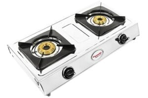 Butterfly Smart Stainless Steel 2 Burner Gas Stove for Rs.1299 @ Amazon