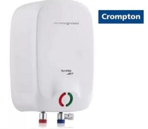 Crompton Rapid Jet 3-L Instant Water Heater with Advanced 4 level Safety for Rs.2649 @ Amazon
