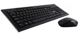 HP Multimedia Slim Wireless Keyboard & Mouse Combo for Rs.1099 @ Flipkart