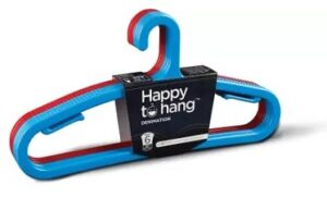 Happy to Hang Hangers (Pack of 6) starts Rs.79 @ Flipkart