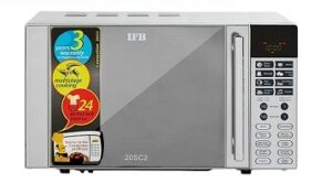 IFB 20 L Convection Microwave Oven With Starter Kit for Rs.9730 @ Amazon