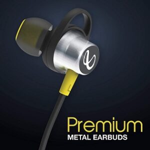 Infinity (JBL) Glide 120 Metal in-Ear Wireless Flex Neckband with Bluetooth 5.0 and IPX5 Sweatproof for Rs.999 @ Amazon