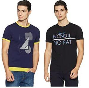 Lee & Levi's Men's T-Shirts Min 70% off @ Amazon