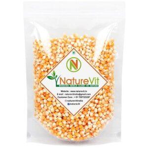 NatureVit Popcorn Kernels 1 kg for Rs.299 @ Amazon