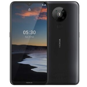 Nokia 5.3 Android One Smartphone with Quad Camera 4 GB RAM and 64 GB Storage for Rs.12499 @ Amazon