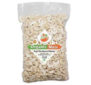 Organic Nuts Cashews Nuts Broken 2 - 3 Pieces
