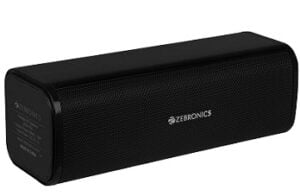 Zebronics Zeb-Vita Portable 10W Bar Speaker with Bluetooth Support, Micro Sd Card for Rs.999 @ Amazon