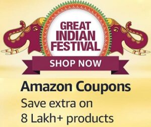 Amazon Extra Discount Coupons for All Categories