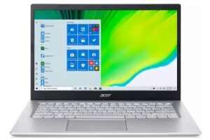 Acer Aspire 5 Core i5 11th Gen (8 GB/512 GB SSD/Windows 10 Home) 14 inch Laptop for Rs.54990@ Flipkart