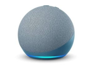 All-new Echo Dot (4th Gen) | Next generation smart speaker with improved bass and Alexa
