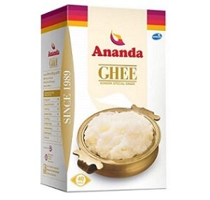 Ananda Pure Ghee Pack 1L for Rs.369 @ Amazon Pantry