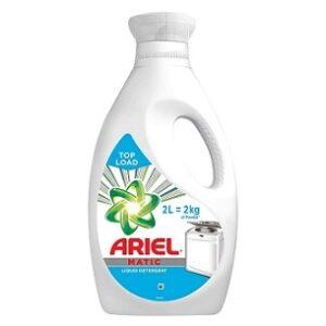 Ariel Matic Liquid Detergent Top Load 2 Litre