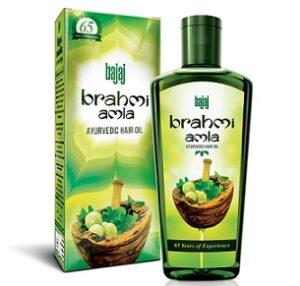 Bajaj Brahmi Amla Ayurvedic Hair Oil 300ml worth Rs.130 for Rs.101 @ Amazon