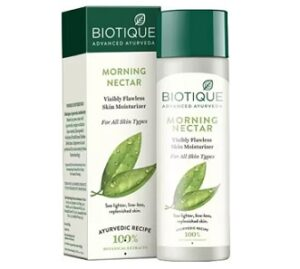 Biotique morning nectar skin moisturizer (120 ml) for Rs.149 @ Flipkart