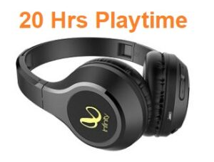 Infinity (JBL) Glide 500 Wireless Deep Bass Headphones for Rs.1349 – Amazon
