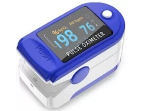 JIJIVISHA Fingertip Pulse Oximeter Heart Rate Monitors OLED Type for Rs.425 @ Flipkart