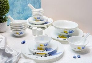 LaOpala Dancing Duo Melody Dinner Set 35 Pieces
