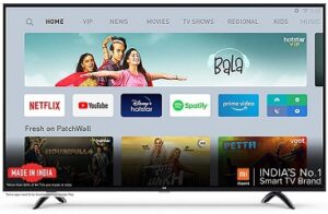 Mi TV 4A PRO 108 cm (43 Inches) Full HD Android LED TV for Rs.22499 @ Amazon