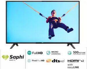 Philips 108cm (43 inch) Full HD LED Smart TV