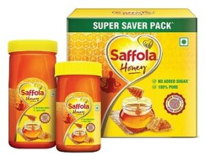 Saffola Honey-100% Pure Super Saver Pack 750 gm for Rs.199 @ Amazon