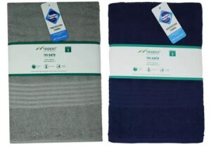 Trident Cotton 380 GSM Bath Towel for Rs.199 @ Flipkart (Limited Period Deal)