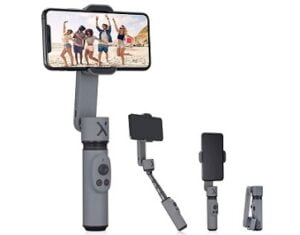 ZHIYUN Smooth X Gimbal Stabilizer (Extendable Handheld iPhone Android Gimbal) for Rs.5999 @ Amazon
