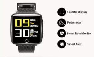 Lenovo Carme Smartwatch for Rs.1999 @ Flipkart