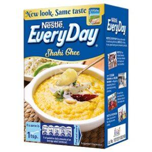 Nestle Everyday Shahi Ghee 1L Carton for Rs.410 @ Amazon