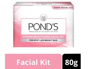 Pond's Vitamin Skin Brightening Home Facial Kit worth Rs.300 for Rs.210 @ Amazon