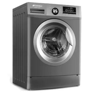 Sansui 6 kg Fully Automatic Front Load with In-built Heater for Rs.15990 @ Flipkart
