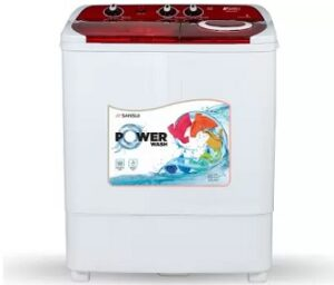 Sansui 7 kg 5 Star Rating Semi Automatic Top Load Washing Machine for Rs.7490 @ Flipkart