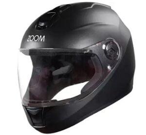 Steelbird SBH-11 ZOOM DASHING Motorbike Helmet for Rs.949 @ Flipkart