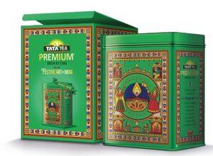 TATA Tea Premium Phad 250gm Festive Tin Pack worth Rs.279 for Rs.199 @ Amazon