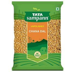 Tata Sampann Chana Dal 1kg for Rs.86 @ Amazon