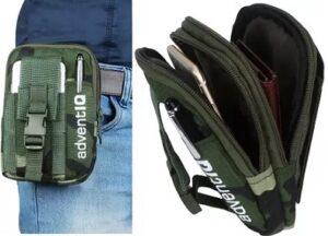 AdventIQ Tactical Multipurpose Molle Bag Military Sports running Waist Pouch for Rs.399 @ Flipkart