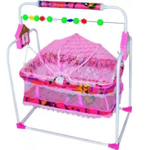 Baby Friends New Bassinet With Net Cover for Rs.1299 @ Flipkart
