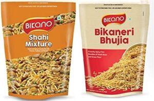 Bikano Namkeen 1 Kg for Rs.187 @ Amazon
